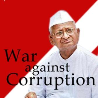 Anna Hazare 2012