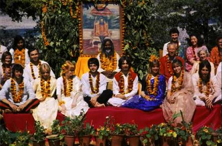 Beatles Rishikesh Ashram