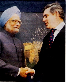 PM Manmohan at G8