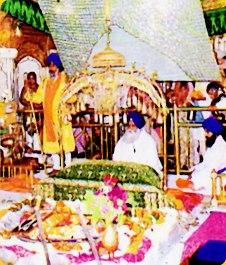 Shri Guru Granth Sahibji