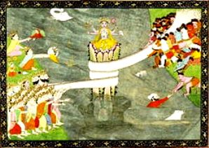 Samudra Manthan...Amrit