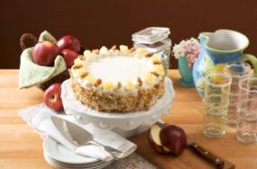 Walnut Cake, Kashmir