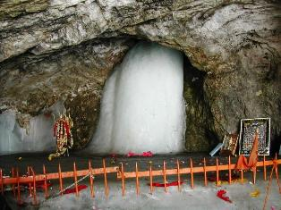 Amarnath Cave Temple