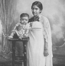 Child Gandhi