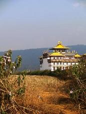 Chandragiri Gompa, Orissa