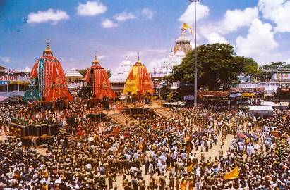 Lord Jagannath Festival 2009