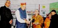 Prof Dhumal HIM Tourism Conclave