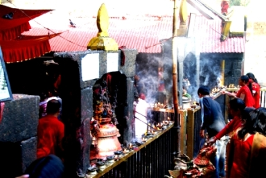 Dakshin Kali, Kathmandu, Nepal