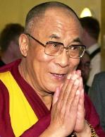 Dalai Lama of Tibet