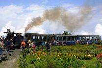 India Heritage Toy Train