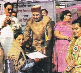 Himachal Disability Day 2009