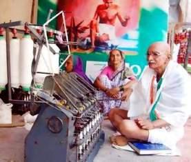 Khadi Peace Gandhi