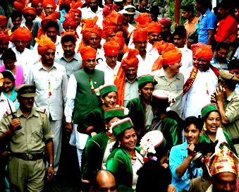 Himachal Day, 2010