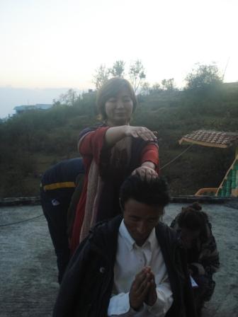 Healing Djharamsala