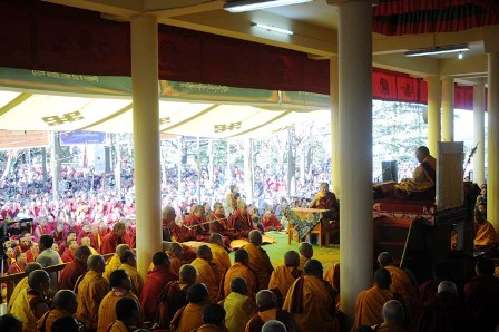 Dharamsala Teachings 2009