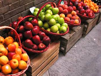 Fruits of Himachal