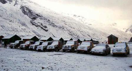 Himalayn Car Rally 2009