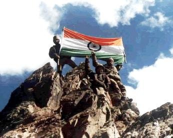 The Kargil War Heroes