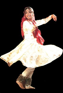 Kathak Dance form, Lucknow