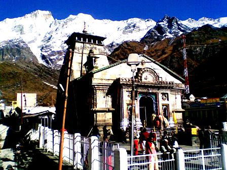 kedarnath temple pilgrimage