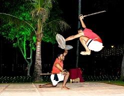 Kerala Martial Art, Incredible India