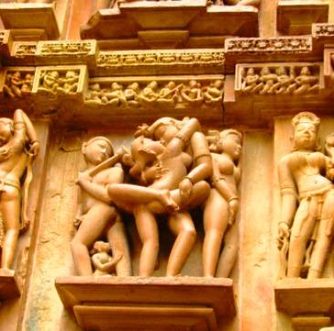 Khajuraho Temple, Madha Pradesh, India