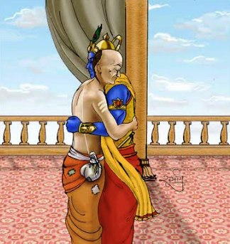 sudam and Krishna