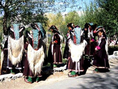 Ladakhi Women 2009