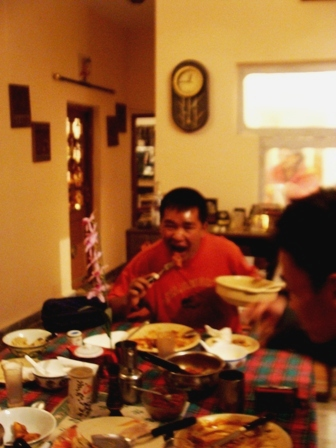 Home cuisine, Dharamsala