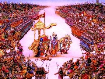 Mahabharata Epic War