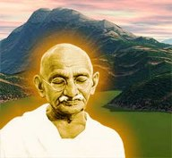 Mahatma Gandhi Spiritual India