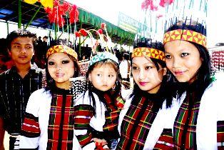 Chapchar Kut Festival, Mizoram, India