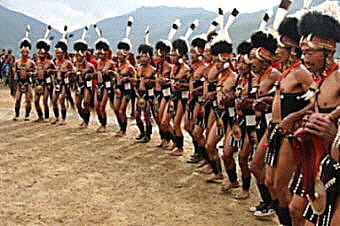 Nagaland Folk Dances
