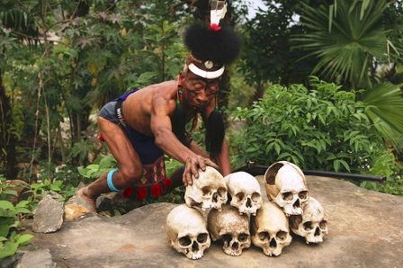 Nagaland Head Hunter