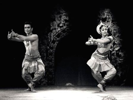 Dance of the Temples, Odissi