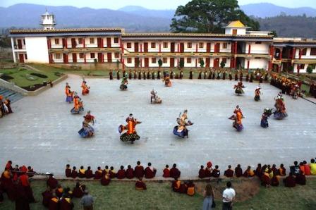 Padmasambhav Monastery,  Orissa