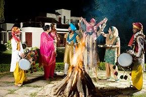 Lohri Festival Punjab