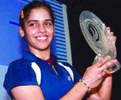 sania nehwal india
