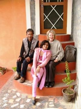 Vidya Niwas Guests
