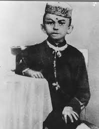 School Days Gandhi
