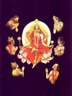 Mata Siddhidatri