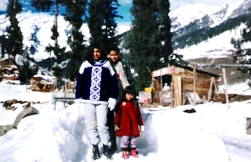 Winter High Manali