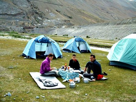 Spiti and Kinnaur Valley Trek