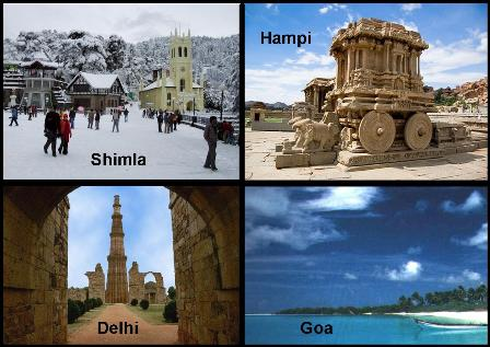 Summer Incredible India