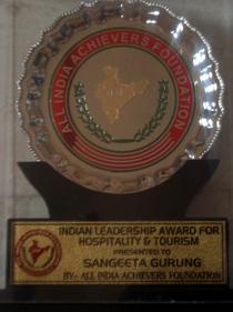 Tourism India Award