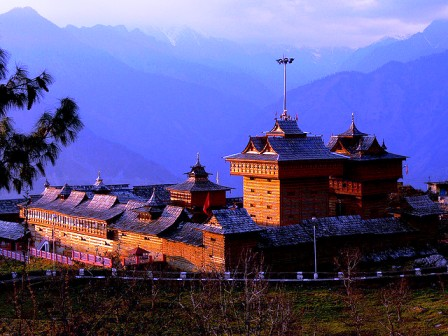 Bhimakali Temple, Shimla, Himachal Pradesh