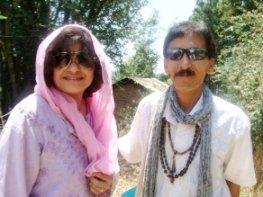 Gurungs at Vidya Niwas