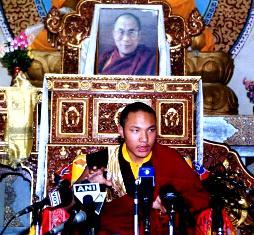 17th Karmapa, Dharamsala