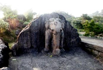 Rock Elephant Orissa