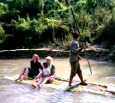 Banana Boat Ride, Assam